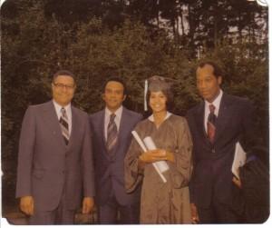 Cliff Wharton, AJY, Maudine Dobbins, RLG