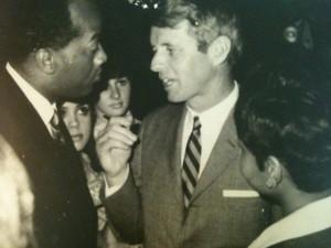 RLG RFK LG in Lansing 1968
